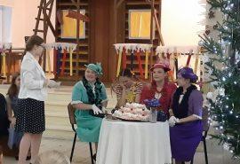 """Jauniešu teātris 1.-4. klašu skolēniem rādīja izrādi """"Pepija Garzeķe"""""""
